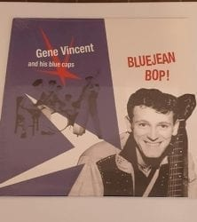 Buy this rare Gene Vincent record by clicking here