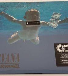 Get this Nirvana album by clicking here