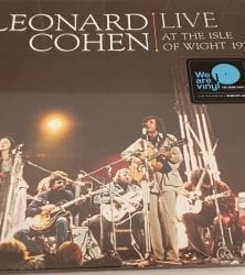 Get this rare Leonard Cohen album by clicking here.