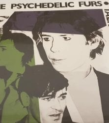 Get this 'The Psychedelic Furs' album by clicking here.