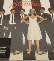 Get this rare Blondie album by clicking here.