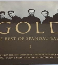 Get this rare Spandau Ballet album by clicking here.