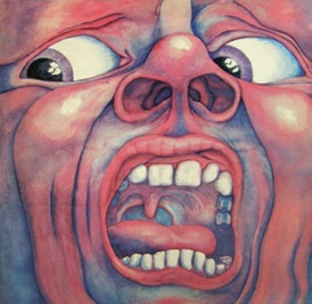 In The Court of The Crimson King - Rock Vinyl Revival  - Download The Review Here - Click Image