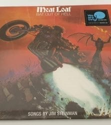 Buy this rare Meat Loaf record by clicking here