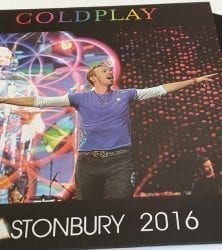 Get this rare Coldplay album by clicking here.