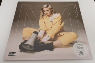 Buy this rare Anne Marie record by clicking here