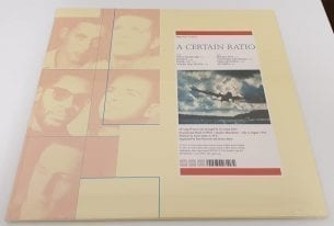 Buy this rare A C O (A Certain Ratio) record by clicking here