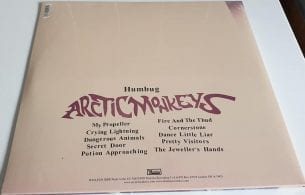 Get this rare Arctic Monkeys album by clicking here.