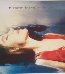 Buy this rare P J Harvey record by clicking here