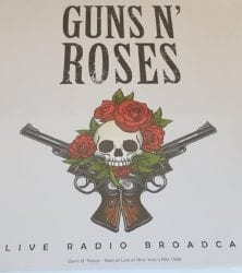Buy this rare Guns N' Roses record by clicking here
