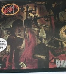 Get this Slayer album by clicking here.