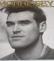Get this rare Morrissey album by clicking here.