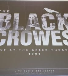 Buy this rare Black Crows record by clicking here