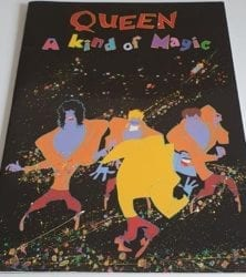 Get this rare Queen Tour Programme by clicking here.