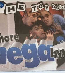 Buy this rare Toy Dolls record by clicking here