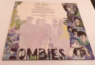 Buy this rare Zombies record by clicking here