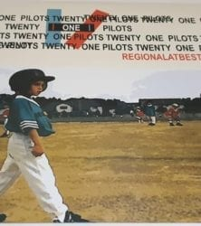 Buy this rare Twenty One Pilots record by clicking here