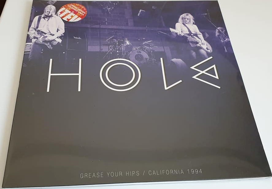 Buy this rare Hole record by clicking here