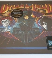 Buy this rare Dylan & The Dead record by clicking here