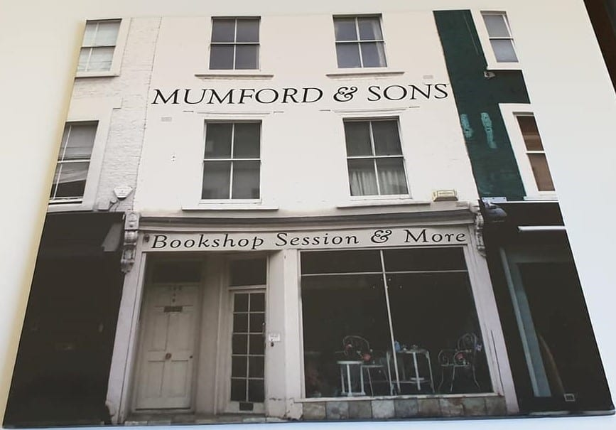 Buy this rare Mumford & Sons record by clicking here