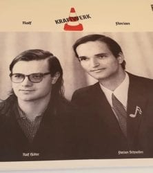 Buy this rare Ralf And Florian record by clicking here