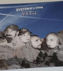 Buy this rare SOAD record by clicking here