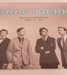 Buy this rare Kraftwerk record by clicking here