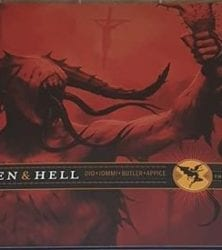 Buy this rare Heaven and Hell record by clicking here