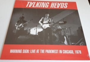 Buy this rare Talking Heads record by clicking here