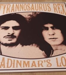 Buy this rare Tyrannosaurus Rex record by clicking here