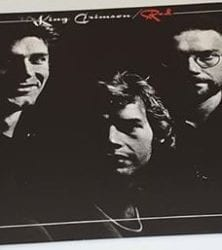 Buy this rare King Crimson record by clicking here