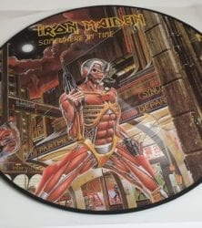 Get this rare Iron Maiden record by clicking here
