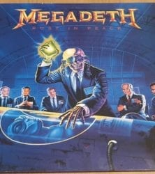 Get this rare Megadeth record by clicking here