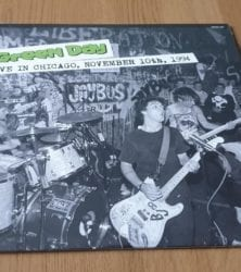 Buy this rare Green Day record by clicking here