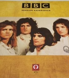 Buy this rare Queen record by clicking here