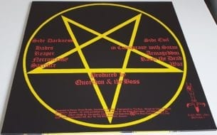 Buy this rare Bathory record by clicking here