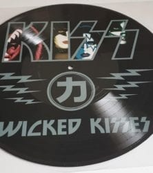 Get this rare Kiss Record by clicking here