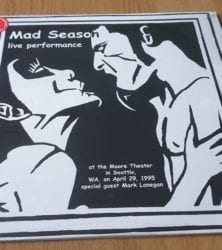 Buy this Rare Mad Season record by clicking here