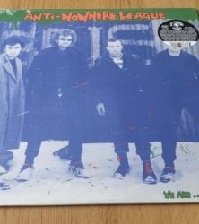 Buy this rare Anti Nowhere League record by clicking here