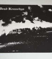 Buy this rare Dead Kennedys record by clicking here