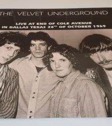 Buy this rare Velvet Underground record by clicking here