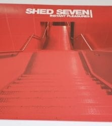 Buy this rare Shed Seven record by clicking here