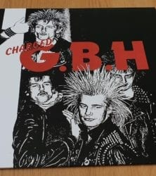 Buy this rare GBH record by clicking here