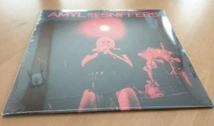 Buy this rare Amyl And The Sniffers record by clicking here