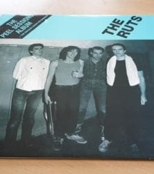 Buy this rare Ruts record by clicking here