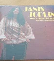 Buy this rare Janis Joplin record by clicking here