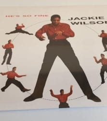 Buy this rare Jackie Wilson record by clicking here