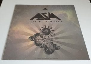 Buy this rare Asia record by clicking here