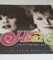 Buy this rare Heart record by clicking here