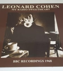 Buy this rare Leonard Cohen record by clicking here
